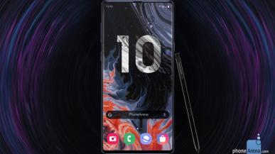 Samsung przypadkiem ujawnia informacje o Galaxy Note 10+