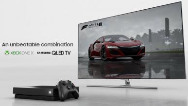 Samsung zoptymalizuje oprogramowanie telewizorów dla Xbox One X