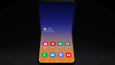 Samsung zwiastuje nową formę składanego smartfona