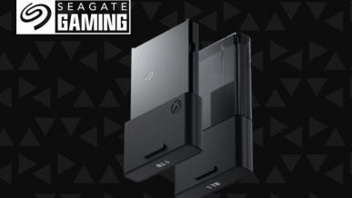 Seagate prezentuje specjalne karty pamięci dla Xbox Series X