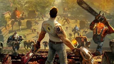 Serious Sam: The First Encounter dostępny za darmo na GOG. Sklep wystartował z promocją Harvest Sale