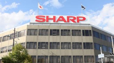 Sharp zamierza wykupić dział PC od Toshiby