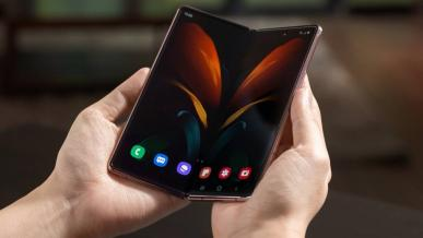 Składane smartfony cieszą się niemałą popularnością