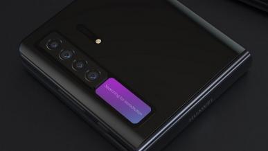 Składany smartfon Huawei Mate V zaprezentowany na renderach