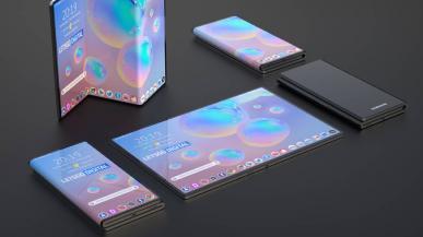 Składany tablet, zwijany smartfon, obiektyw pod ekranem. Samsung prezentuje rozwiązania przyszłości
