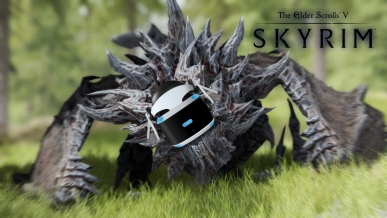Skyrim na PSVR: imponująca gra ale z ograniczeniami