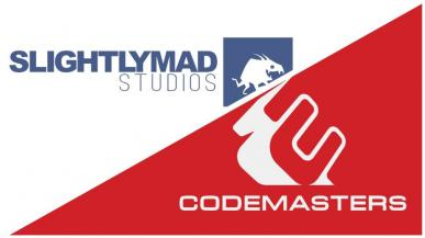 Slightly Mad Studios przejęte przez Codemasters. Co z Mad Box?