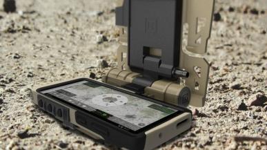 Smartfony są delikatne? Na pewno nie Samsung Galaxy S20 Tactical Edition
