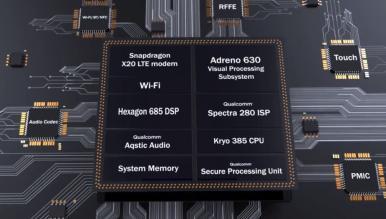 Snapdragon 845 - szczegóły procesora dla przyszłorocznych flagowców