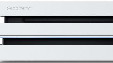 Sony chwali się PlayStation 4 PRO w białym kolorze