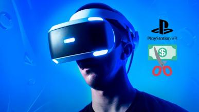 Sony dołącza kamerę do zestawu PS VR za darmo, obniża cenę wersji premium