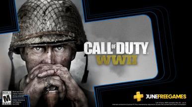 Sony robi niespodziankę. Abonenci PS Plus otrzymali Call of Duty: WWII