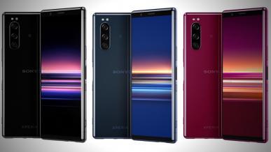 Sony Xperia 2 zaprezentowana na zdjęciach. Smartfon zobaczymy na IFA 2019?