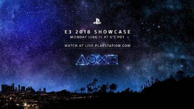 Sony zaprezentuje tylko cztery gry na konferencji E3 2018