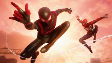 Spider-Man: Miles Morales na PS5 w 4K i 30 lub 60 klatkach na sekundę