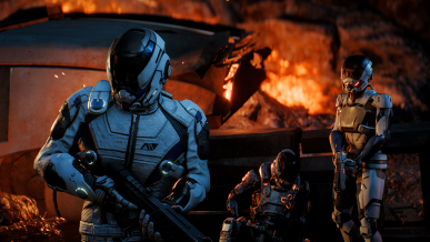 Sporo zmian w Mass Effect: Andromeda – patch 1.06