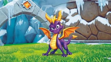 Spyro Reignited Trilogy oficjalnie zapowiedziany na PC i Nintendo Switch