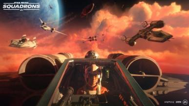 Star Wars: Squadrons pozwoli nam wcielić się w pilota X-winga... i to w VR