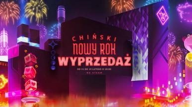 Steam obchodzi Chiński Nowy Rok. Duża wyprzedaż i przeceniony Cyberpunk 2077