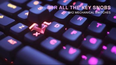 SteelSeries Apex M750 - mechaniczna klawiatura programowalna z multum opcji