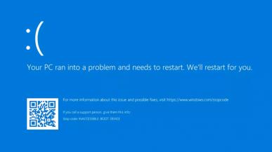Sterownik AMD powoduje pętlę BSOD po ostatniej aktualizacji w Windows 10