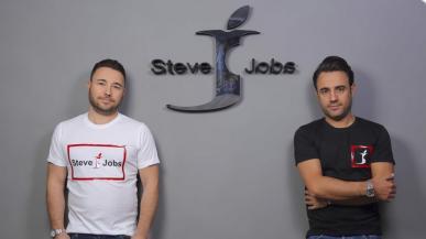 Steve Jobs będzie produkował ubrania, telewizory i smartfony na Androidzie