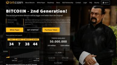 Steven Seagal ukarany za ukrywanie dochodów z popierania Bitcoiin2Gen