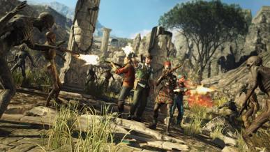 Strange Brigade to nowa przygodówka akcji twórców Sniper Elite