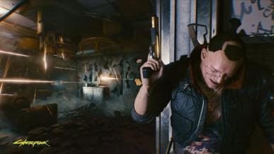 Strzelanie w Cyberpunk 2077 dopracowane przez pro gracza Counter-Strike