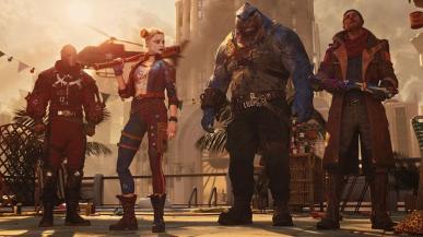 Suicide Squad od Rocksteady na efektownym zwiastunie. Legion Samobójców kontra Liga Sprawiedliwości