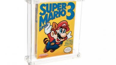 Super Mario Bros. 3 na NES sprzedany za rekordową kwotę. To najdroższa gra w historii