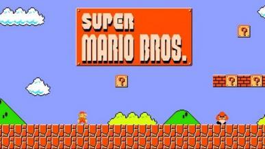 Super Mario Bros. sprzedany na aukcji za ogromną sumę pieniędzy