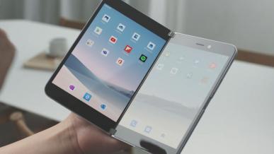 Surface Duo. Specyfikacja smartfona może niektórych rozczarować