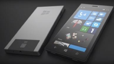 Surface Phone od Microsoftu wygląda coraz bardziej realnie