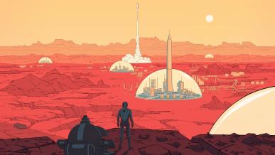 Surviving Mars za darmo na Epic Games Store. Za tydzień Observer