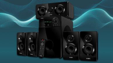 SVEN HT-210 - test głośników 5.1 nie tylko dla graczy