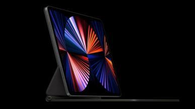 Tablet iPad Pro z procesorem M1 przegania nawet MacBooka Pro z Intel Core i9