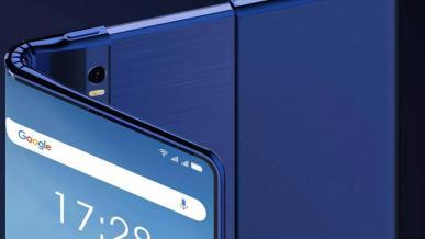 TCL opracowuje smartfon, który zarówno się składa, jak i zwija