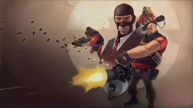Team Fortress 2 z nowym rekordem graczy