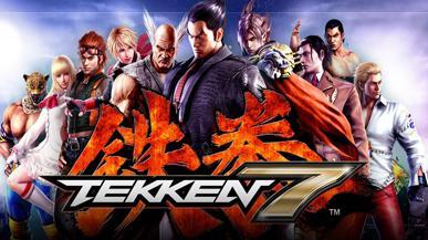 Tekken 7 - rozgrywka w rozdzielczości 4K