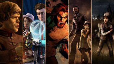 Telltale Games - Historia mistrzów gier QTE zakończona upadkiem
