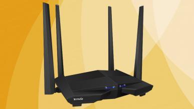 Tenda AC10 - recenzja niedrogiego routera 802.11ac Wave 2.0