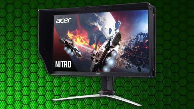 Test Acer Nitro XV273K - 4K, 144 Hz i FreeSync w tańszym wydaniu