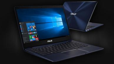 Test ASUS ZenBook 13 UX331UN – Ultrabook o wadze 1,12 kg z układem NVIDIA