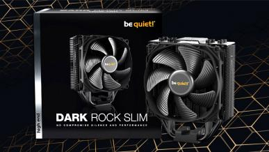 Test be quiet! Dark Rock Slim - smukły, cichy i wydajny cooler CPU