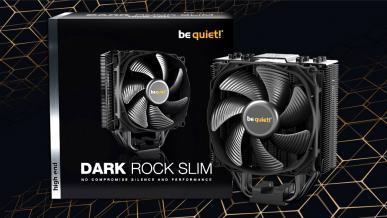 Test be quiet! Dark Rock Slim - smukły, cichy i wydajny cooler CPU