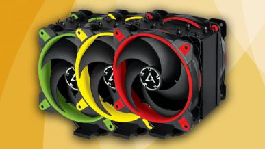 Test coolera ARCTIC Freezer 34 eSports DUO