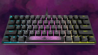 Test Corsair K65 RGB Mini - nowej 60% klawiatury dla graczy z próbkowaniem 8 kHz