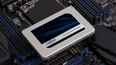Test Crucial MX300 275 GB