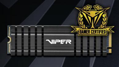 Test dysków Patriot Viper Gaming VPN100  - godny następca Hellfire?